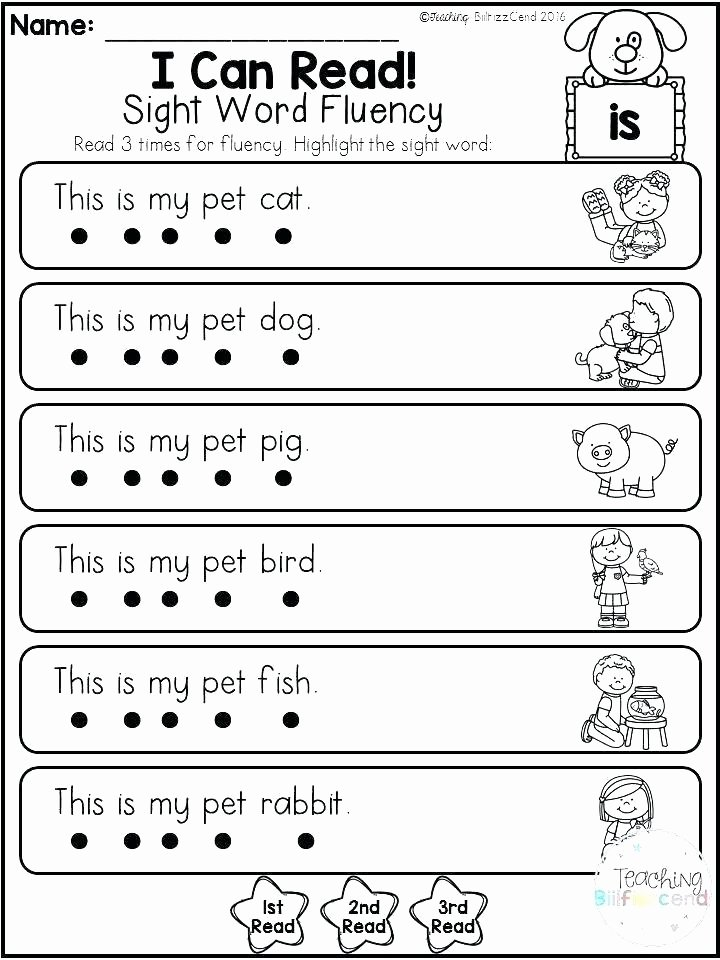 Word Problems for Kindergarten Worksheets Free Printable Sight Word Worksheets
