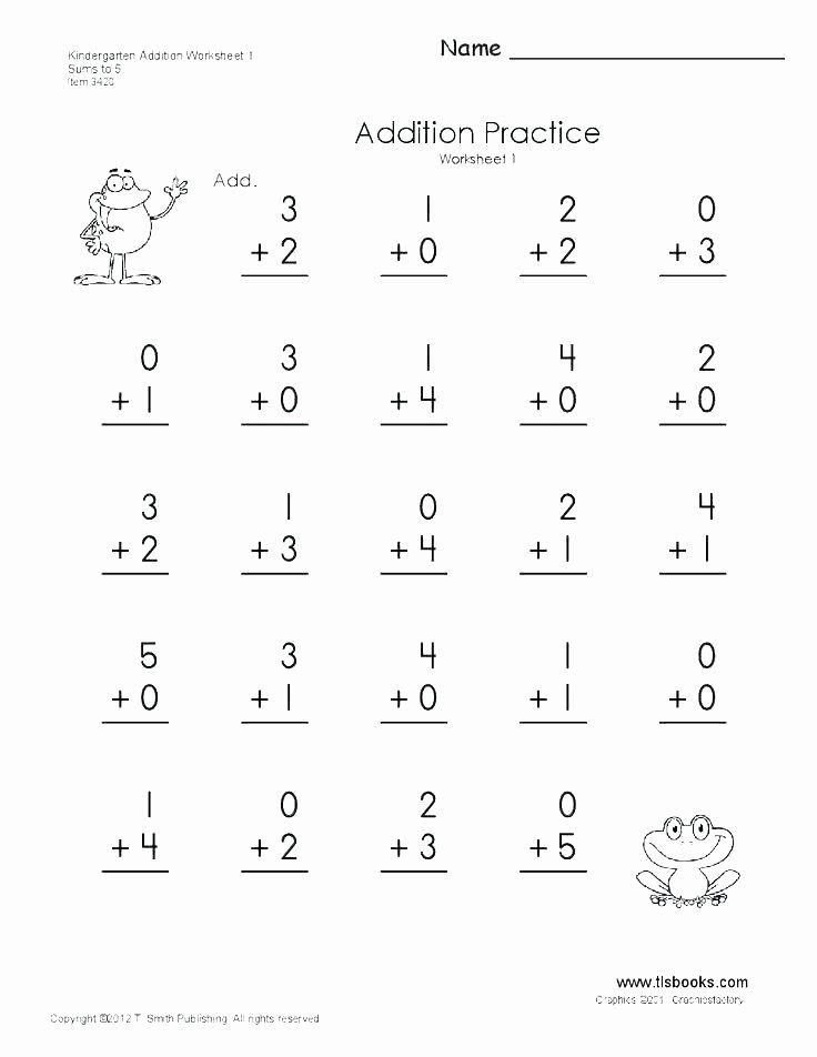 Word Problems Kindergarten Worksheets Zero Worksheets for Kindergarten Zero Worksheets for