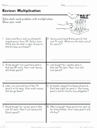 Word Problems Worksheets for Kindergarten Mixed Problem solving Worksheets – Openlayers