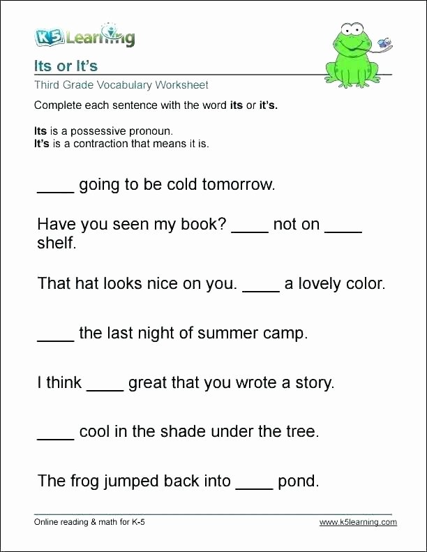 Words with Multiple Meanings Worksheets Multiple Meaning Words Worksheets 4th Grade