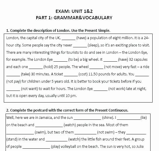Work Skills Worksheets Career Worksheets for Middle School Job Students Cluster