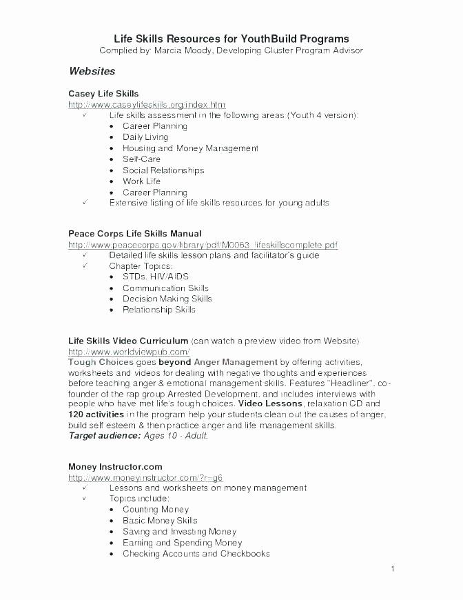 Work Skills Worksheets Kids Articles Worksheet Improving Munication Skills Notes