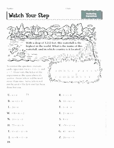 Writing Numerical Expressions Worksheets Free Printable 5th Grade Writing Worksheets – Akasharyans