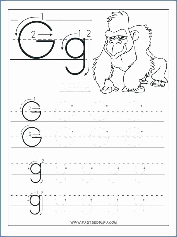 Writing Sentences Worksheet Letter J Worksheets for Preschool Free Printable Cursive