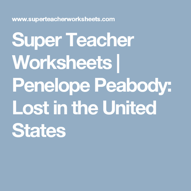 Www Superteacherworksheets Com Login Super Teacher Worksheets