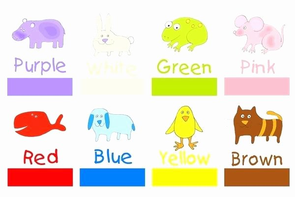 Yellow Worksheets for Preschool Preschool Color Recognition Worksheets